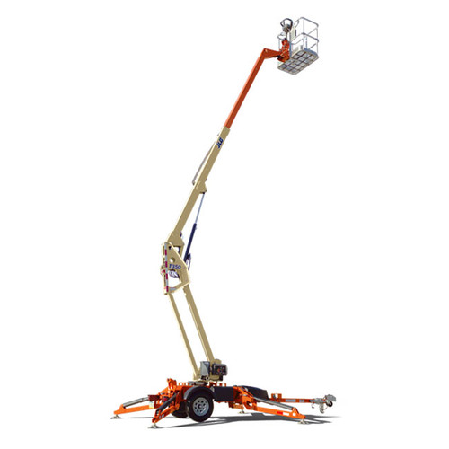 JLG T350 Tow-Pro® Boom Lift - 35' towable, electric