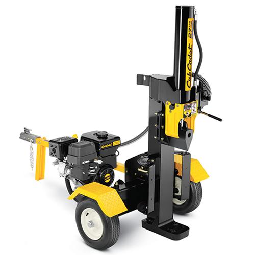 Log Splitter - 27T - vertical / horizontal