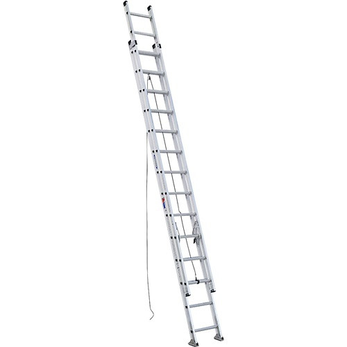 Ladder - Aluminum Extension - 28' - WERNER