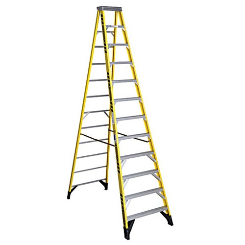 Ladder - Step - Fiberglass 12'