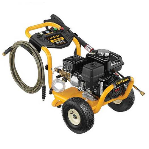2017 Cub Cadet 3400 PSI Pressure Washer