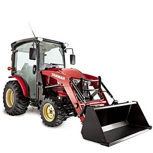 Yanmar YT Series Tractor - YT235C - Holmes Rental Station