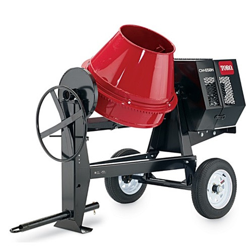 6 Cubic ft. Concrete Mixer - Holmes Rental Station