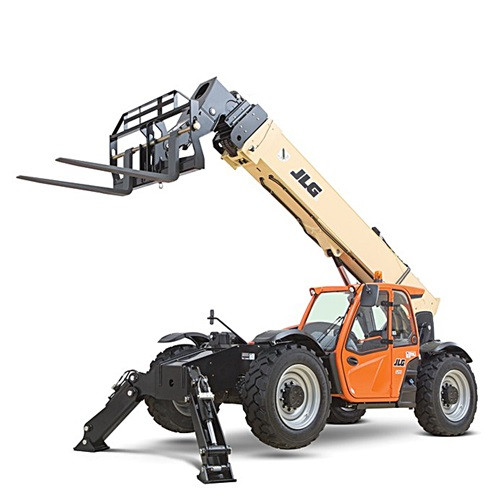 JLG Telehandler G12-55A 12,000 lb. - 55' with outriggers