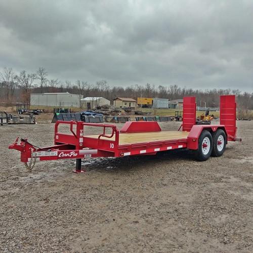 Trailer - Equipment - 18' - 12K