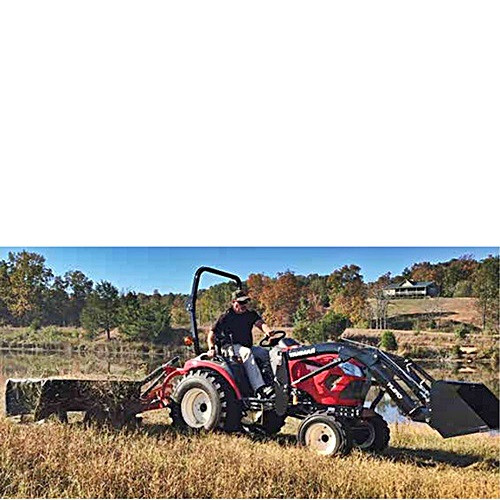 YANMAR YMDM50 DRUM DISC MOWER