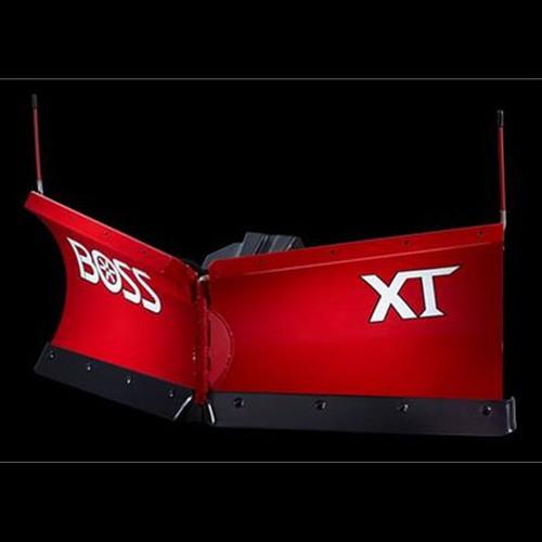 """Boss 6'6"""" Steel Power-V XT UTV Snowplow"""