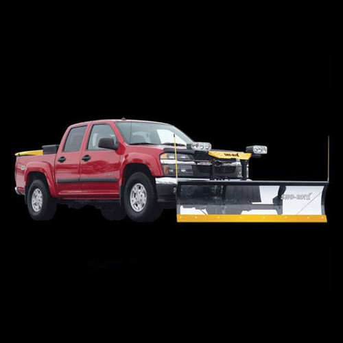 Sno-Way Truck Snow Plow 22 Series 6'-8""