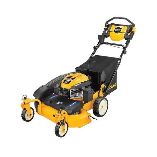 Cub Cadet Cc 600 Wide Area Walk Behind Lawn Mower