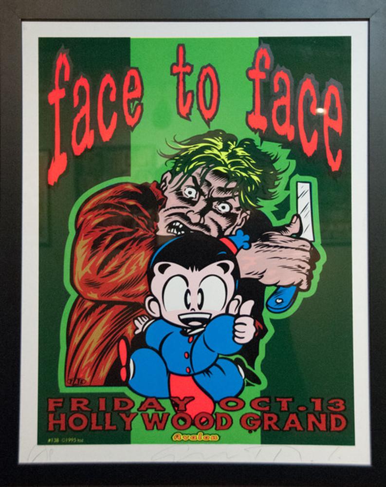 I Hate Cute Cartoons by Jim Evans aka TAZ