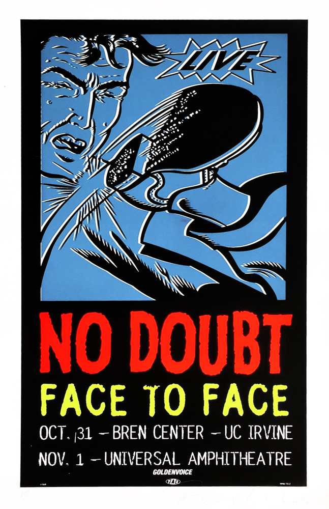 Face to KickFace by Jim Evans aka TAZ