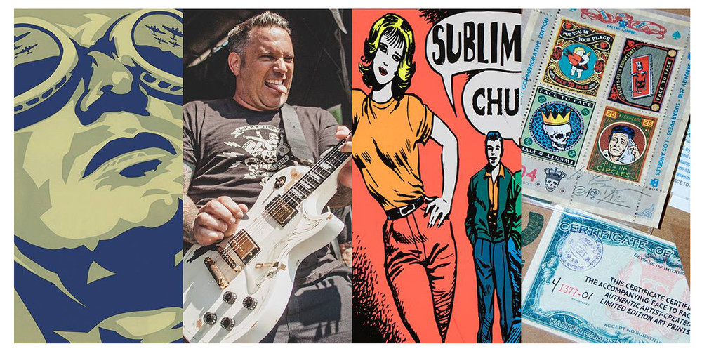 Face To Face: 25 Years Of SoCal Punk -Art Show & Book Signing