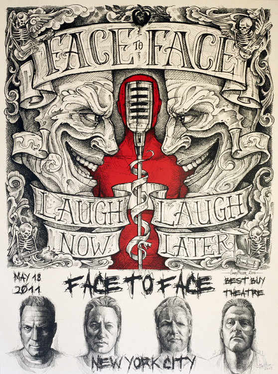Laugh Now Laugh Later by Corey Miller