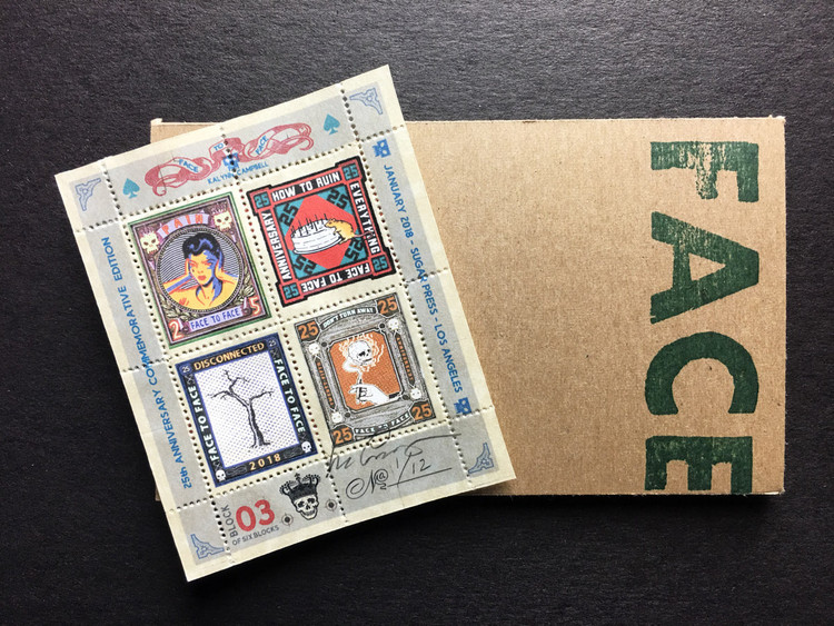 Commemorative Stamp Set - Block 3 - by Kalynn Campbell