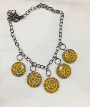 African Inspired Necklace Set