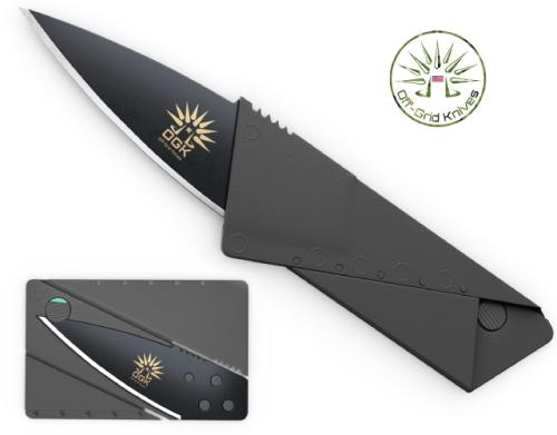 Credit Card Knives