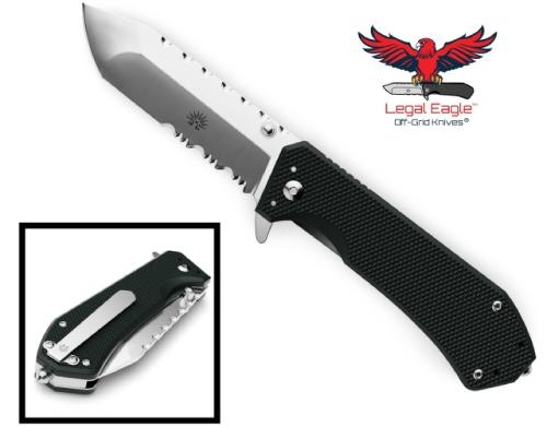 Japanese Tanto Folding Knife