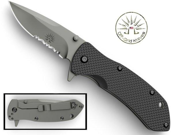 lightweight pocket knife