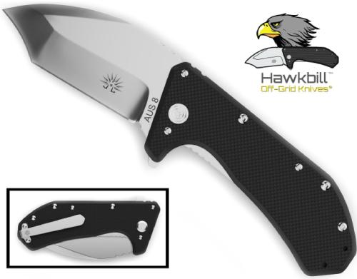 Spring Release Knife