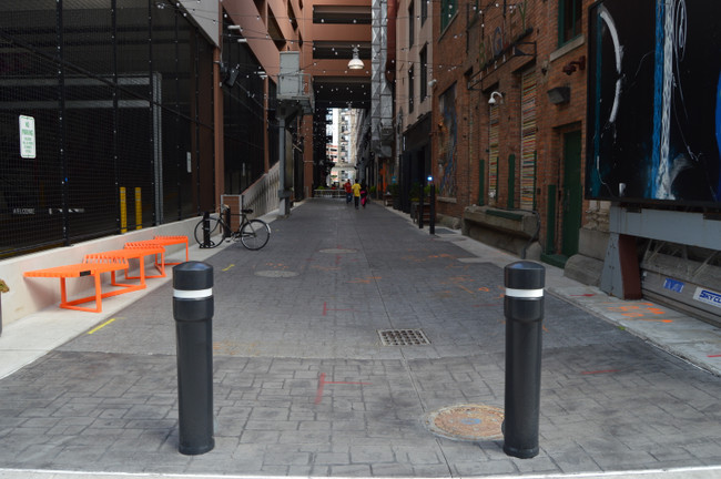 Protect and Access Areas with Removable Bollards