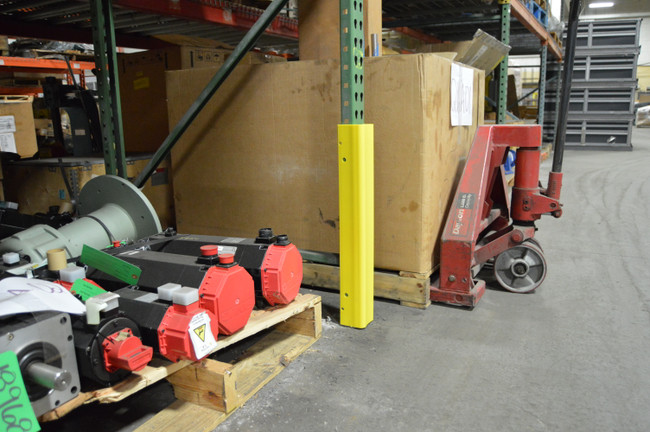 Protect Your Pallet Racks with Plastic Rack Guards