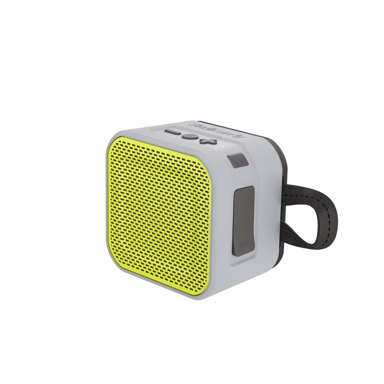 Small Bluetooth Speaker Barricade Mini Skullcandy Musik Box