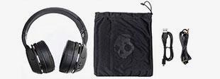 skullcandy bluetooth headphones instructions