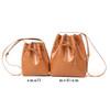 Chianti Bucket Bag Small (Lulled Beige)