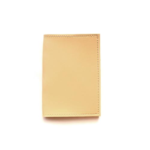 Passport Sleeve Beige