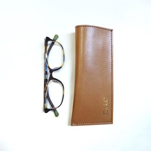 Eyewear  Case Mocha