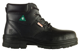 Big Bill BB3000 Lightweight Black Steel Toe Work Boot