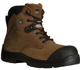 Big Bill BB6220 Men's Steel Toe Brown Work Boot