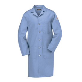 Bulwark KEL2 FR Button Front 3 Pocket CAT 1 Lab Coat