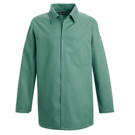 Bulwark KEW2 FR 100% Cotton CAT 2 Work Coat
