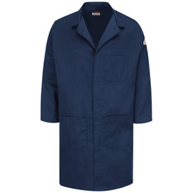 Bulwark KLL6 CAT 2 Concealed Snap Closure FR Lab Coat