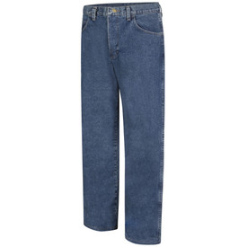 Bulwark PEJ6 FR Loose Fit Cotton Denim NFPA CAT 2 Jeans