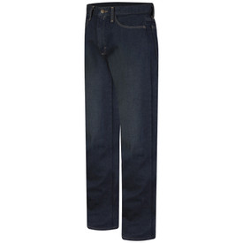 Bulwark PEJM Men's PPE CAT 2 Straight Fit Denim FR Jeans