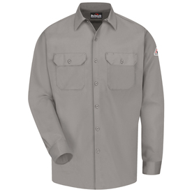 Bulwark SLW2 FR 2 Pocket CAT 2 Vented Work Shirt