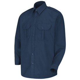 Horace Small SP56NV Unisex Security Long Sleeve Button Shirt