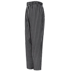 Chef Designs PS54 Elastic Waist Drawstring Baggy Chef Pant