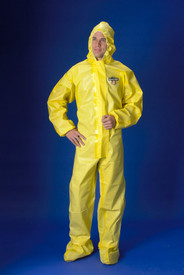 Lakeland C70150 ChemMax 1 Protective Coverall with Boots