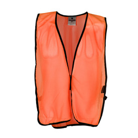 ML Kishigo N-Series Mesh 3 Inch Hook and Loop Hi-Viz Vest