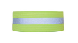 ML Kishigo 2 Inch Elastic Band Hi-Viz Arm/Ankle Bands