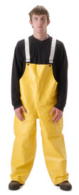 NASCO 405TY WorkTrack Lightweight Yellow Plain Front Overall