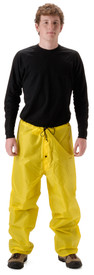 NASCO WorkLite 80PY ASTM D6413 Rain Pants