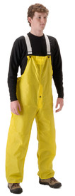 NASCO WorkLite 80TY Lightweight 4.5 oz Yellow Rain Overall