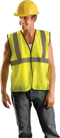 Occunomix ECO-GC Standard Class 2 Hook & Loop Safety Vest