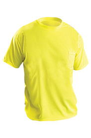 Occunomix Non-ANSI Single Pocket Polyester T-Shirt