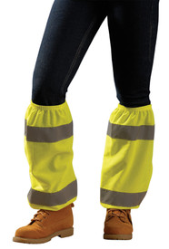 Occunomix LUX-SG High Visibility Hook & Loop Leg Gaiters