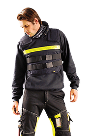 Occunomix FR Insulated Reflective Phase Change Cooling Vest